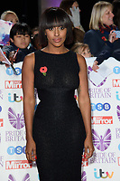 LONDON, UK. October 29, 2018: Alexandra Burke at the Pride of Britain Awards 2018 at the Grosvenor House Hotel, London.<br /> Picture: Steve Vas/Featureflash