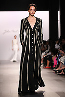 John Paul Ataker<br /> catwalk fashion show at New York Fashion Week<br /> Spring Summer 2018<br /> in New York, USA September 2017.<br /> CAP/GOL<br /> &copy;GOL/Capital Pictures