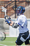 Orange, CA 05/17/14 - unidentified Grand Valley University player(s) in action during the 2014 MCLA Division II Men's Lacrosse Championship game between Grand Valley State University and St John University at Chapman University in Orange, California.  Grand Valley Defeated St John 12-11.