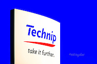 Technip sign Westhill Aberdeen. www.dsider.co.uk dSider online magazine, Industrial photographers Westhill Aberdeen photography training Westhill
