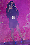 02.06.2012. Rosario Flores performs during in the ´Cadena 100´ 20 th anniversary Concert at the stadium Vicente Calderon in Madrid. In the image: Rosario Flores  (Alterphotos/Marta Gonzalez).