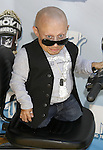 Actor Verne Troyer arrives to the 2008 MTV Movie Awards on June 1, 2008 at the Gibson Amphitheatre in Universal City, California.