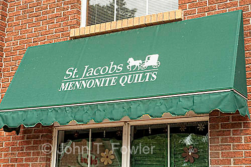 Mennonite Quilts, St Jacobs, Ontario