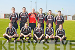 Dynamos v Limerick