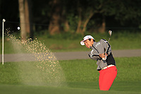Soomin Lee (KOR) on the 13th during Round 1 of the UBS Hong Kong Open, at Hong Kong golf club, Fanling, Hong Kong. 23/11/2017<br /> Picture: Golffile | Thos Caffrey<br /> <br /> <br /> All photo usage must carry mandatory copyright credit     (&copy; Golffile | Thos Caffrey)