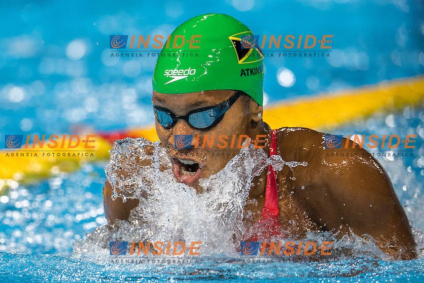 ATKINSON Alia JAM<br /> Women's 100m Individual Medley<br /> 13th Fina World Swimming Championships 25m <br /> Windsor  Dec. 8th, 2016 - Day03 Finals<br /> WFCU Centre - Windsor Ontario Canada CAN <br /> 20161208 WFCU Centre - Windsor Ontario Canada CAN <br /> Photo &copy; Giorgio Scala/Deepbluemedia/Insidefoto