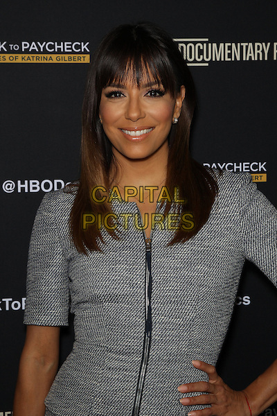 Hollywood, CA - March 10: Eva Longoria Attending Premiere Of HBO Documentary Films' &quot;Paycheck To Paycheck&quot;, Held at Linwood Dunn Theater California on March 10, 2014.<br /> CAP/MPI/RTNUPA<br /> &copy;RTNUPA/MediaPunch/Capital Pictures