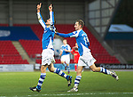 St Johnstone v Ross County 17.11.12