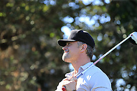 Josh Duhamel part of the 3M Celebrity Challenge during Wednesday's Pracitce Day of the 2018 AT&amp;T Pebble Beach Pro-Am, held over 3 courses Pebble Beach, Spyglass Hill and Monterey, California, USA. 7th February 2018.<br /> Picture: Eoin Clarke | Golffile<br /> <br /> <br /> All photos usage must carry mandatory copyright credit (&copy; Golffile | Eoin Clarke)