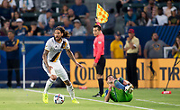Carson, CA - Saturday July 29, 2017: Jermaine Jones during a Major League Soccer (MLS) game between the Los Angeles Galaxy and the Seattle Sounders FC at StubHub Center.
