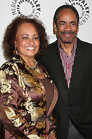 Daphne Maxwell Reid, Tim Reid<br />