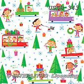 Sarah, GIFT WRAPS, GESCHENKPAPIER, PAPEL DE REGALO, Christmas Santa, Snowman, Weihnachtsmänner, Schneemänner, Papá Noel, muñecos de nieve, paintings+++++XKIDS-07-A-4,USSB343,#GP#,#X#