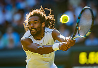 London, England, 5 th July, 2017, Tennis,  Wimbledon, Dustin Brown (GER)<br /> Photo: Henk Koster/tennisimages.com