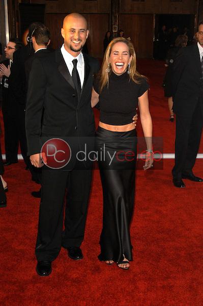 Cris Judd and Melissa Rivers