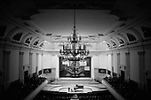 Warszawa 23 september - 24 october 2005 Poland<br /> The Fryderyk Chopin International Contest taking place every five years in Warsaw is the most prestigious musical event in the world. This year a record high number of contestants has applied - 257 musicians from 35 countries. <br /> ( &copy; Filip Cwik / Napo Images for Newsweek Polska )<br /> <br /> Warszawa 23 wrzesien - 24 pazdziernik 2005 Polska<br /> 15 Miedzynarodowy Konkurs Pianistyczny im. Fryderyka Chopina. Konkurs odbywa sie co piec lat i jest to najbardziej prestizowa impreza pianistyczna na swiecie. Nalezy do swiatowej elity wydarzen muzycznych. W tym roku na Konkurs zglosila sie rekordowa liczba uczestnikow - 257 muzykow z 35 krajow. <br /> nz Finalowy koncert laureata Rafala Blechacza ( Polska )<br /> ( &copy; Filip Cwik / Napo Images dla Newsweek Polska )