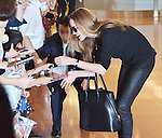 Angelina Jolie, Jul 28, 2013 :  Tokyo, Japan : Brad Pitt, Angelina Jolie and their children Pax, Knox and Vivienne arrive at Tokyo International Airport in Tokyo, Japan on July 28, 2013. (Photo by AFLO)