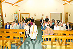 The Annual Mass for the residents of O'Rahilly's Villas  in the Bonns Chapel on Friday