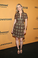 LOS ANGELES, CA - JUNE 11: Amy Smart, at the premiere of Yellowstone at Paramount Studios in Los Angeles, California on June 11, 2018. <br /> CAP/MPI/FS<br /> &copy;FS/MPI/Capital Pictures