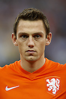 Stefan de Vrij of the Netherlands
