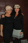 "General Hospital's Jackie Zeman with her sister Lauren (in Hats for Health booth at Women's Expo) both wearing Hats for Health as Daytime's TV and Broadway stars get involved in helping launch Jane Elissa's ""Hats For Health"" to promote awareness and to raise money for Leukemia/Lymphoma cancer research and patient aid. The Hats For Health will be available through Jane Elissa at 917-325-1085 and through the new website ""Hats For Health"". Jackie Zeman was at the 8th Annual Connecticut Women's Expo presented by Comcast on September 11 & 12, 2010, Hartford, Connecticut.  (Photo by Sue Coflin/Max Photos)"