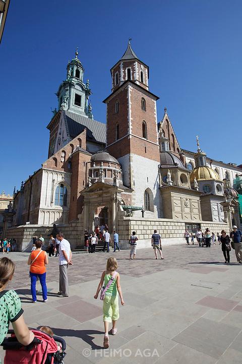 Poland, Krakow.