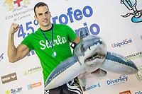 BOCCHIA Federico ITA<br /> 45 Trofeo Nico Sapio Fin<br /> Genova, Piscina La Sciorba 9-10/11/2018<br /> Photo A.Masini/Deepbluemedia/Insidefoto