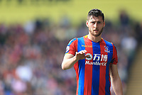 Joel Ward of Crystal Palace during Crystal Palace vs Brighton & Hove Albion, Premier League Football at Selhurst Park on 14th April 2018