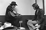 Bill Monroe playing Tony Rice's famous 1935 Martin D-28. Great American Music Hall, San Francisco.Feb. 7, 1977. 26-13-17