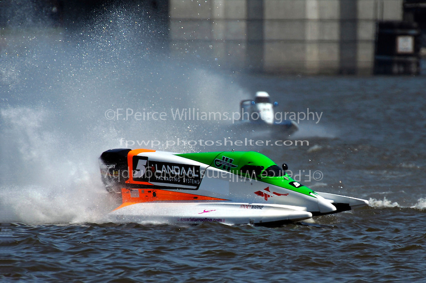 Frame 4: Rueben Stafford (#5) hooks and spins out during heat race 3 bringing out the red flag.   (Formula 1/F1/Champ class)