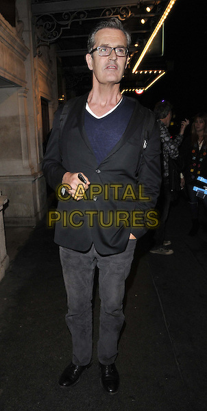 LONDON, ENGLAND - JUNE 18: Rupert Everett attends the &quot;Skylight&quot; press night, Wyndhams Theatre, Charing Cross Rd., on Wednesday June 18, 2014 in London, England, UK.<br /> CAP/CAN<br /> &copy;Can Nguyen/Capital Pictures