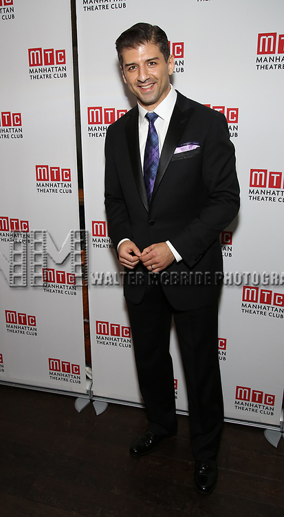 Tony Yazbeck attends the Broadway Opening Night After Party for 'The Prince of Broadway' at Bryant Park Grill on August 24, 2017 in New York City.