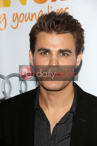Paul Wesley<br />