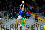 Brendan O'Sullivan South Kerry in action against David Moran Kerins O'Rahillys in the Kerry Senior Football Championship Semi Final at Fitzgerald Stadium on Saturday.