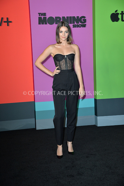 The Morning Show Tv Show Premiere Arrivals 102819 Ace Pictures Inc