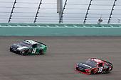 #18: Ryan Preece, Joe Gibbs Racing, Toyota Camry Rheem-Watts #19: Brandon Jones, Joe Gibbs Racing, Toyota Camry Juniper