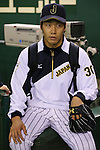 Shota Takeda (JPN),<br /> NOVEMBER 15, 2014 - Baseball : <br /> 2014 All Star Series Game 3 between Japan 4-0 MLB All Stars <br /> at Tokyo Dome in Tokyo, Japan. <br /> (Photo by Shingo Ito/AFLO SPORT)[1195]