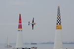 2016/06/03 Chiba, The Red Bull Air Race World Championship 2016 made it's 3rd stop in Chiba Japan.<br /> Practice Session Master Class,Team Chambliss, Kirby Chambliss USA<br /> <br /> (Photos by Michael Steinebach/AFLO)