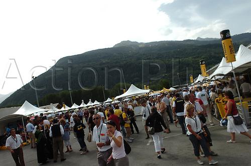 22nd July 2009: Tour de France, Stage 17 Bourg Saint Maurice - Le Grand Bornand, Bourg Saint Maurice. (Photo: Stefano Sirotti/ActionPlus)