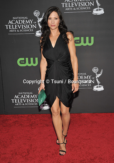 Sarah Brown -<br /> 36th Annual Day Time Emmys Awards at the Orpheum Theatre In Los Angeles.
