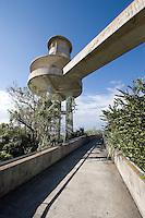Shark Valley Observation tower, Everglades National Park, FL