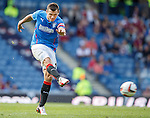 Lee McCulloch scores his second goal with a piledriver from outside the box