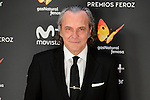 Jose Coronado attends to the Feroz Awards 2017 in Madrid, Spain. January 23, 2017. (ALTERPHOTOS/BorjaB.Hojas)