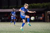 Allston, MA - Saturday Sept. 24, 2016: Natasha Dowie during a regular season National Women's Soccer League (NWSL) match between the Boston Breakers and the Western New York Flash at Jordan Field.
