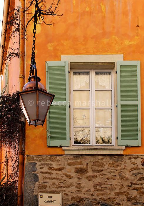 Bormes les Mimosas, Provence, France, 23 February 2009