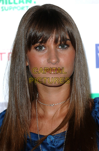 CHARLEY WEBB.The Specsavers Spectacle Wearer Of The Year 2006 - Grand Final at The Waldorf Hilton Hotel, Aldwych, London, UK..October 4th, 2006.Ref: BEL.headshot portrait.www.capitalpictures.com.sales@capitalpictures.com.©Tom Belcher/Capital Pictures.