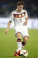 Germany's Durm during international friendly match.November 18,2014. (ALTERPHOTOS/Acero) /NortePhoto<br /> NortePhoto.com