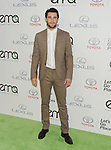 BURBANK, CA- OCTOBER 18: Actor Joshua Bowman arrives at the 2014 Environmental Media Awards at Warner Bros. Studios on October 18, 2014 in Burbank, California.