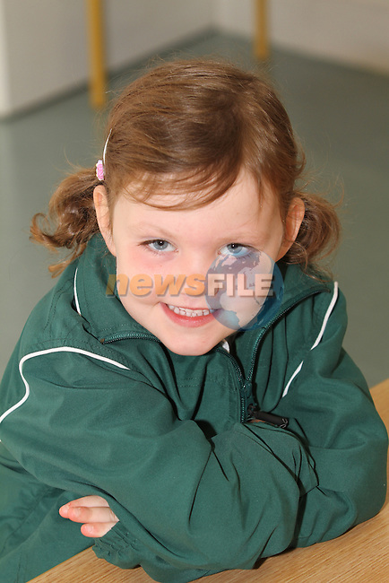 Scoil Mhuire Na Trocaire 2012 NS 1st Day at School 2012...Photo NEWSFILE/Jenny Matthews.