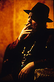 2001: DR JOHN - Photosession in the USA