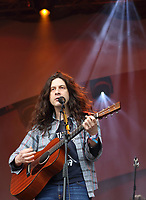 Kurt Vile and the Violators performing live on stage during the All Points East Festival at Victoria Park in London. May 26th 2019<br />